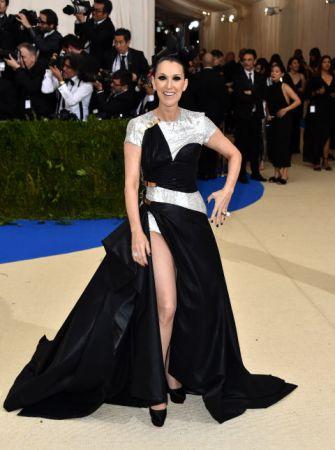 Celine DionIn Atelier Versace