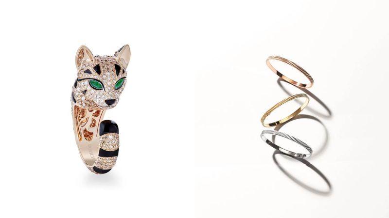 Girl's night out最適合戴Quatre系列的手環,你可以層疊多個配戴,創造更有個性的look,或者也可以選擇一件具有設計感的戒指,顯眼又時髦!