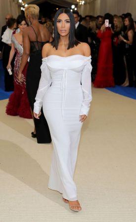 Kim KardashianIn Vivienne Westwood