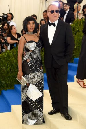 Kerry Washington and Michael KorsIn Michael Kors