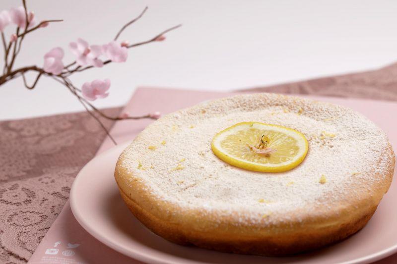 Petit Doux微兜超繽紛果香系瓦帕鬆餅,甜蜜鬆軟超暖心、花果酸甜清香,喚醒春天的味蕾-櫻花黃檸檬瓦帕 $400
