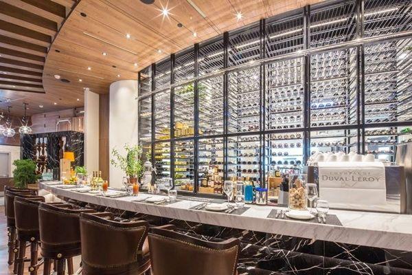 台北101 5樓的DA ANTONIO by 隨意鳥地方。時尚踩街地圖精選100店,讓你台北逛不膩!