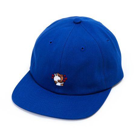 LOVE休閒棒球帽(藍)$1,580