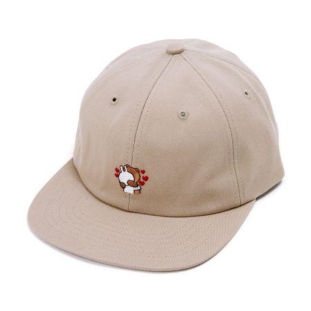 LOVE休閒棒球帽(卡其)$1,580