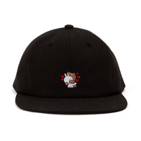 LOVE休閒棒球帽(黑)$1,580