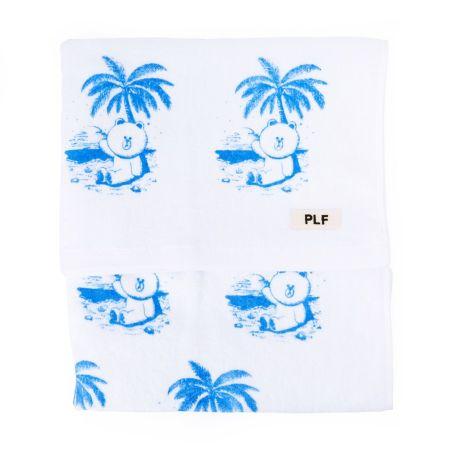 海灘巾(藍)$1,380