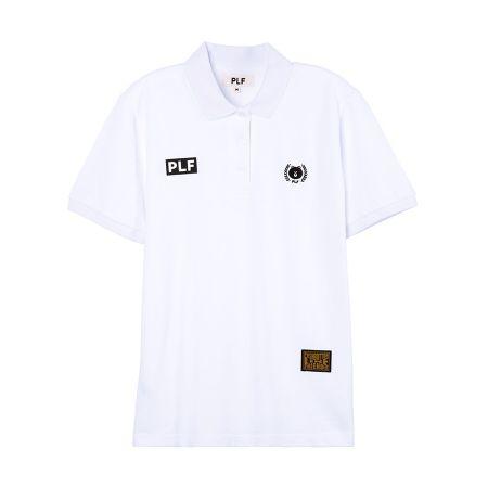 POLO短袖衫(白)$2,180