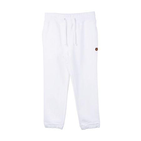 運動休閒抽繩棉褲(白)$2,180