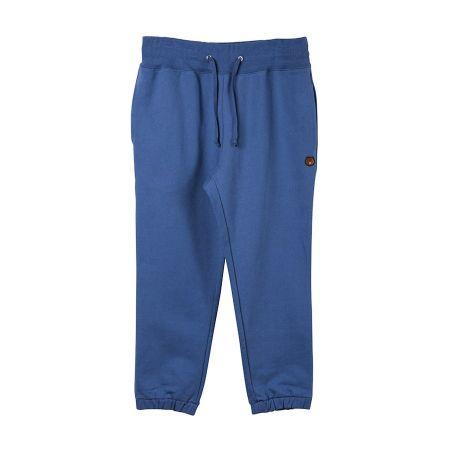 運動休閒抽繩棉褲(藍)$2,180