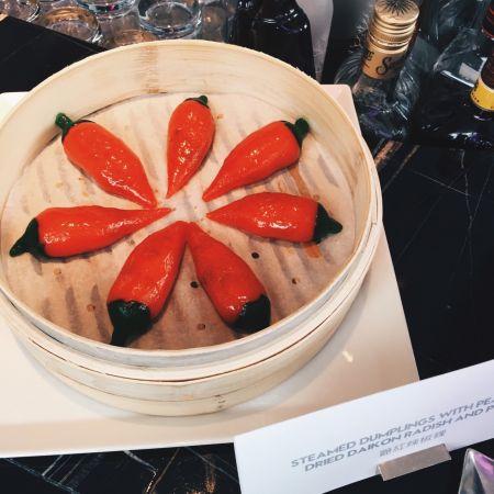 艷紅辣椒粿