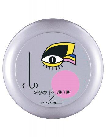SJYP設計師聯名系列_亞洲限定版亮白C美白氣墊粉餅盒 NT$500