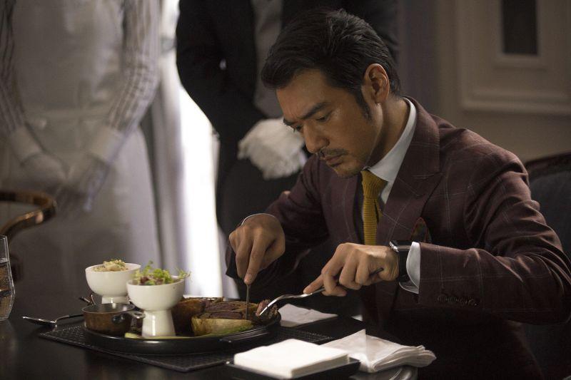 《喜歡你》中金城武品嚐的惠靈頓牛排在上海吃得到