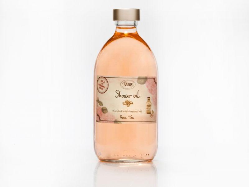 SABON 沐浴油,500ml,NT1,280
