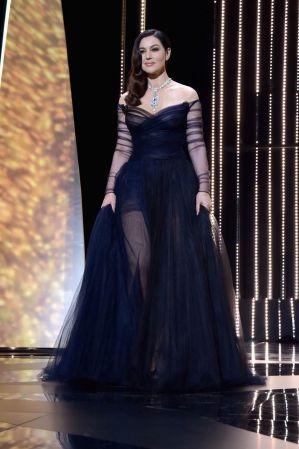 義大利著名女星莫妮卡貝魯奇(Monica Bellucci)