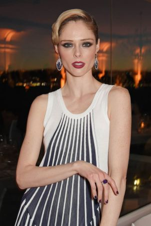 Coco Rocha 穿戴 Piaget 珠寶出席影展派對 (5/19 Updated)