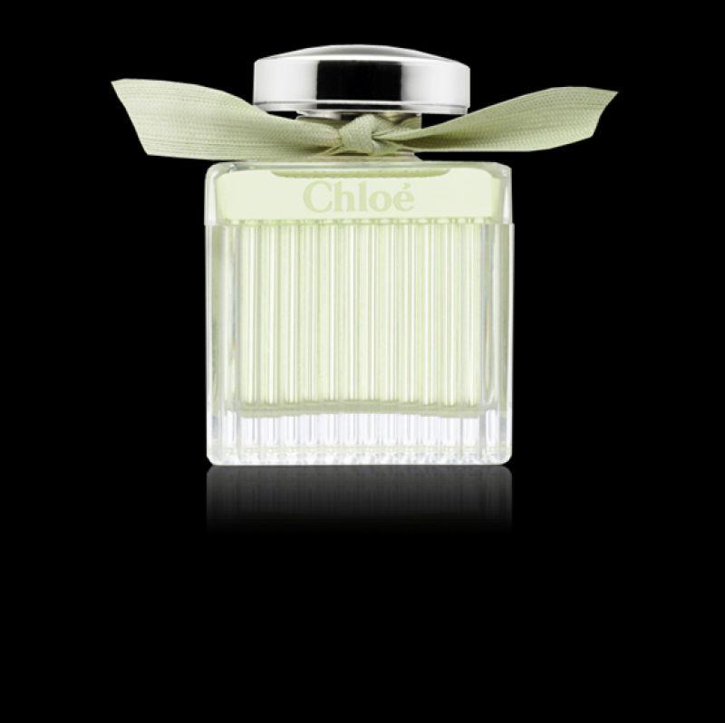 chloé水漾玫瑰女性淡香水。