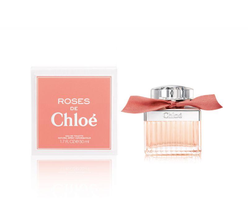 Chloe玫瑰女性淡香水。