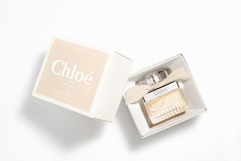 Chloé 玫瑰之心淡香精。