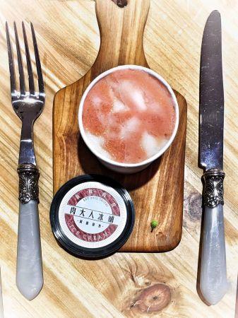 新鮮肉紋冰(肉大人肉舖火鍋)