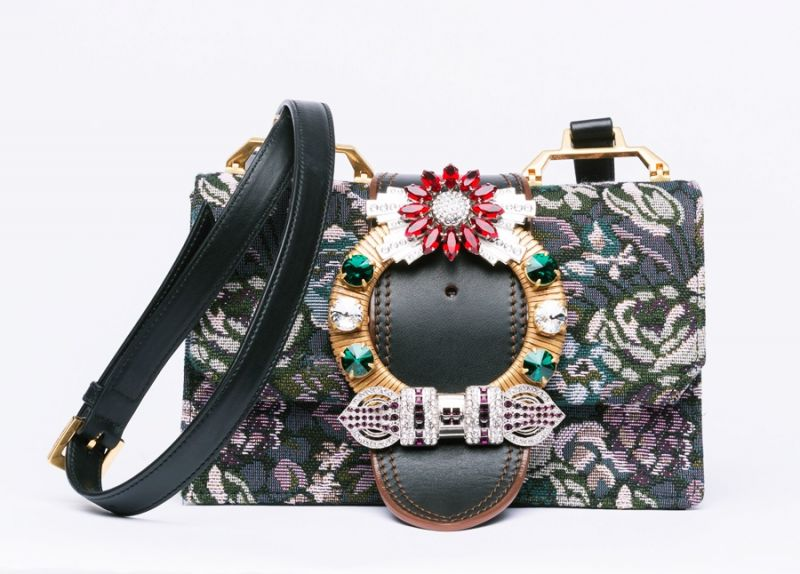 MIU MIU MIUlady經典奢華珠寶包系列 $67,500