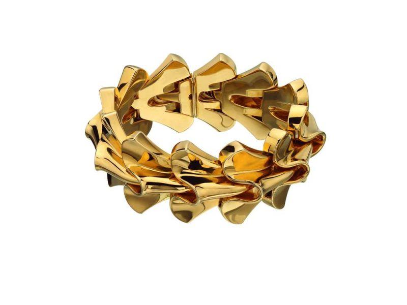 BVLGARI Heritage 古董系列黃金手環 (Diane Kruger配戴款)