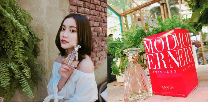 徐晞庭就對全新設計的香水瓶身愛不釋手:「像小禮服的淡粉色瓶身卻有著鎧甲盾牌般的瓶蓋,超級符合溫柔又堅韌的現代女性形象。」