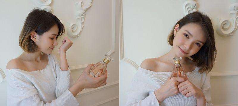 自認是香水控的韓笙笙則說:「以往的女香大多是甜甜的味道,但這瓶是專為現代女性設計,鼓勵我們勇於打破世俗規則的個性女香!」