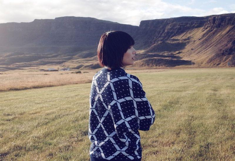 拍完電影後,培培和經紀人一起前往冰島旅行,「你完全不需要濾鏡,空氣的透度你沒辦法想像,可以看到顏色原本長什麼樣子!」