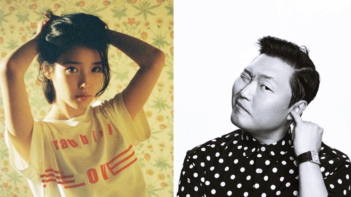 IU與PSY大叔對唱揪心分手歌<會怎樣呢>!療癒嗓音再破歌曲排行榜