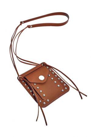 流蘇皮革肩背包,3.1 Phillip Lim,NT16,500。