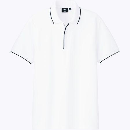 UNIQLO X Theory男裝舒適拉鍊POLO衫(短袖)_售價NT$ 990