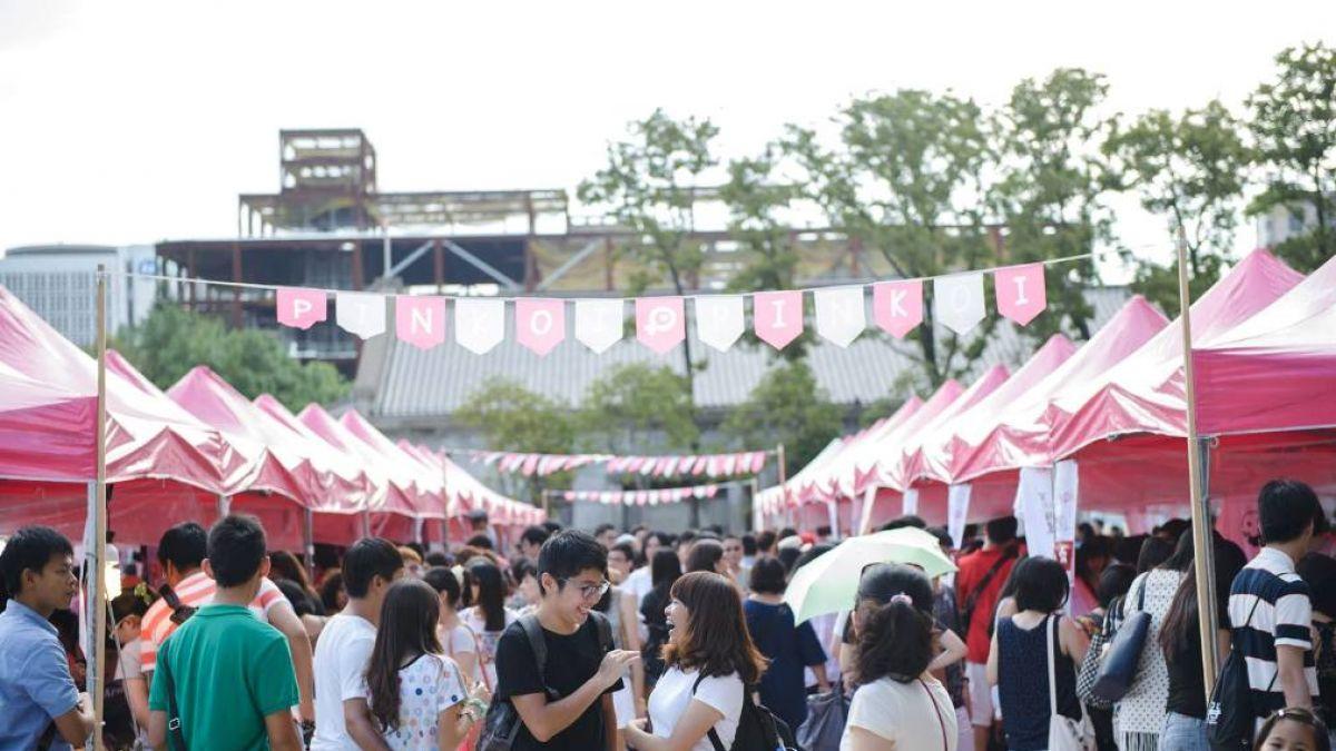 市集盛典潮到出水 亞洲原創130設計品牌大會師,Pinkoi Market品品市集台中見