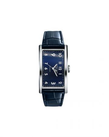 Tiffany East West 深藍錶盤中型腕錶