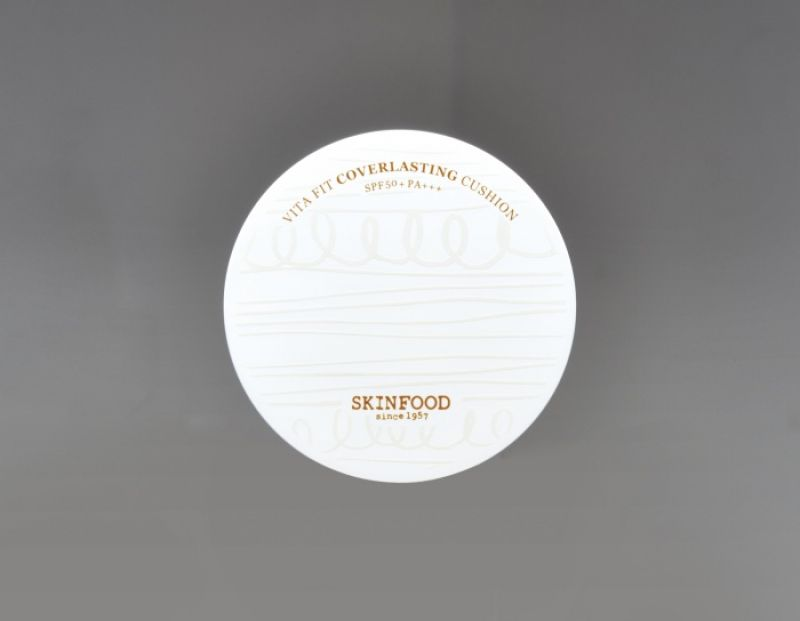 SKINFOOD 維他專屬訂製持妝氣墊粉餅系列 SPF50+ PA+++,15g,NT$990