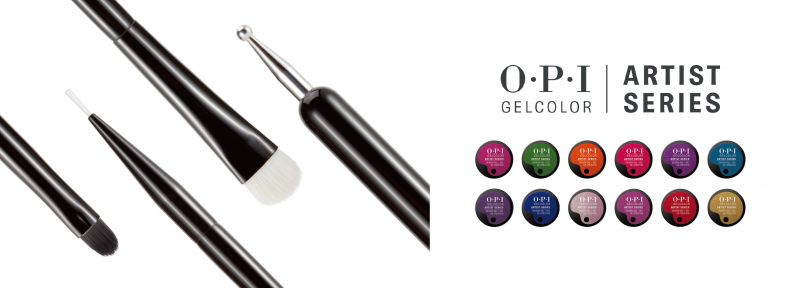 OPI Gelcolor Artist Series藝術家膠糖光繚系列