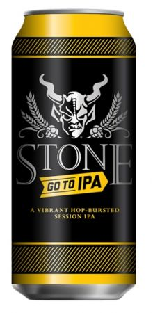 STONE大口喝IPA啤酒473ml罐