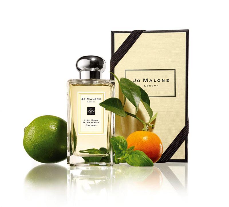 不意外,「Lime Basil & Mandarin青檸羅勒與柑橘」肯定是認識Jo Malone的首選,那股充滿朝氣的質感與氣息,就算不說話也超級迷人。