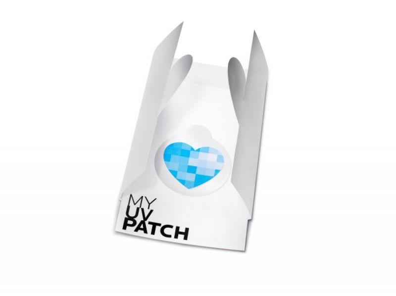 理膚寶水My UV PATCH智慧偵測貼片