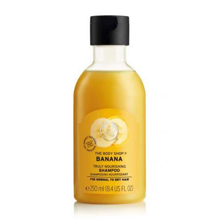 THE BODY SHOP香蕉滋養洗髮精,250ml,$450