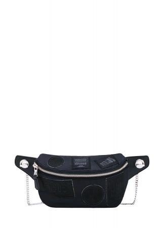 ZAYN X VERSUS聯名系列 - 黑色腰包 價格未定