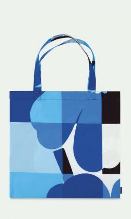 Marimekko Finland100 系列商品-印花購物包,NT$1,790