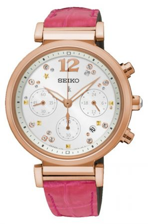 SEIKO LUKIA 2017春夏新品錶款-SSC840J1
