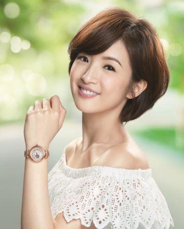 SEIKO LUKIA 2017品牌代言人 林依晨