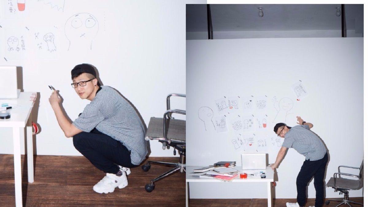 【不正經哲學家】貼圖畫家Kimi,人生「不」勝利組的逆襲