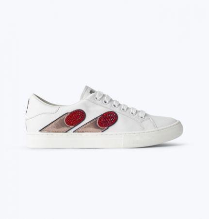 白色手指球鞋,Marc Jacobs,NT8955。