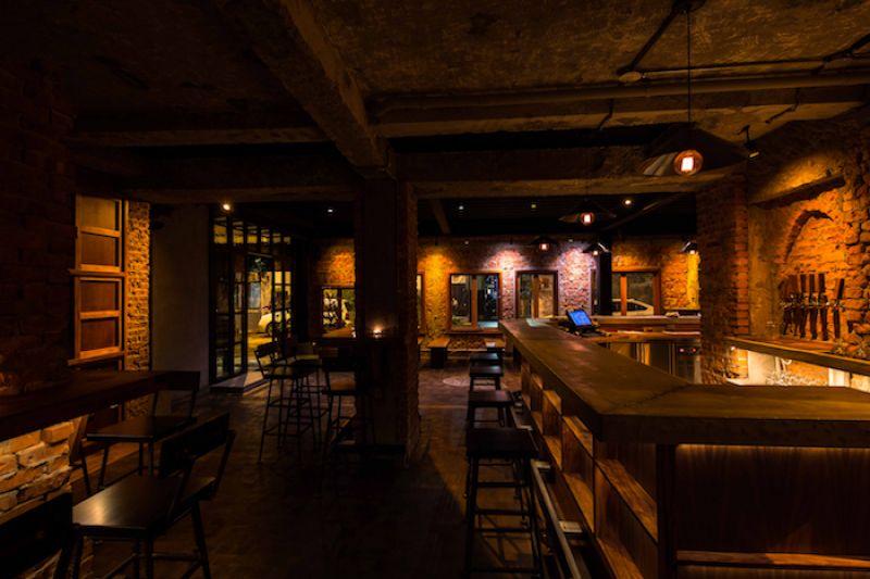 60年老屋改建,啜飲室台中懷舊翻新。