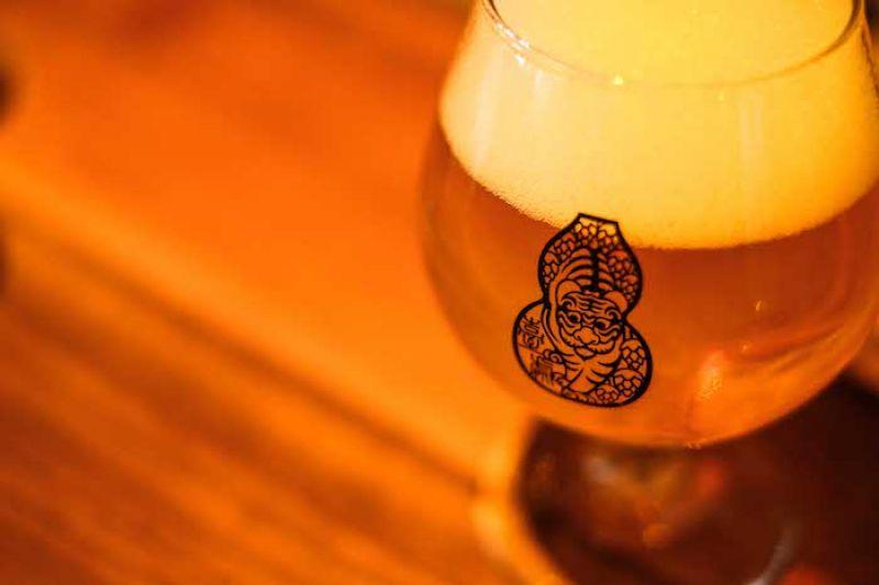 臺虎將經典精釀啤酒品飲空間啜飲室移師台中。