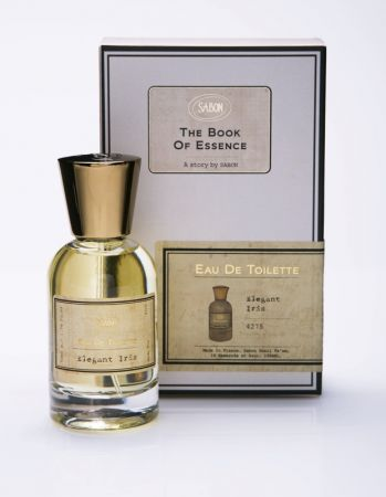 SABON 探索記憶系列香水,50ml,NT$1,780(典雅鳶尾)