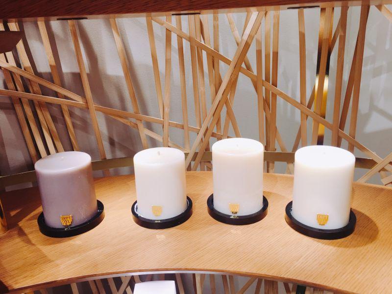 店員表示,最近裸燭在日本突然變得十分流行