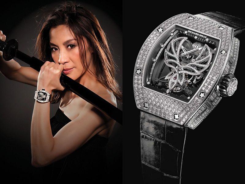 RM 051 Phoenix Tourbillon鳳凰陀飛輪腕錶